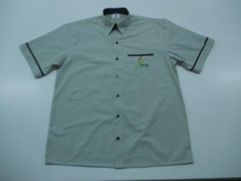 Camisas sociais masculinas para uniforme
