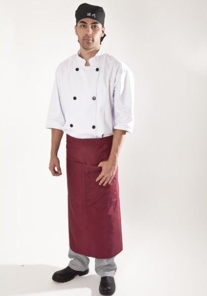 Fábrica de uniforme para restaurante