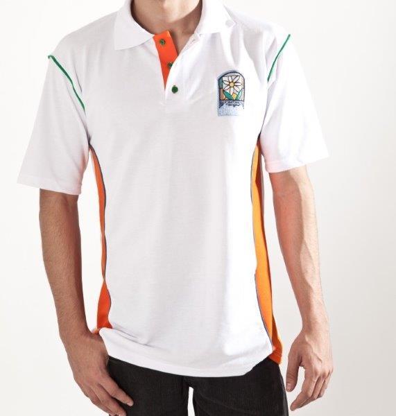 20d6261976 Camiseta polo lisa para uniforme - 7 Point