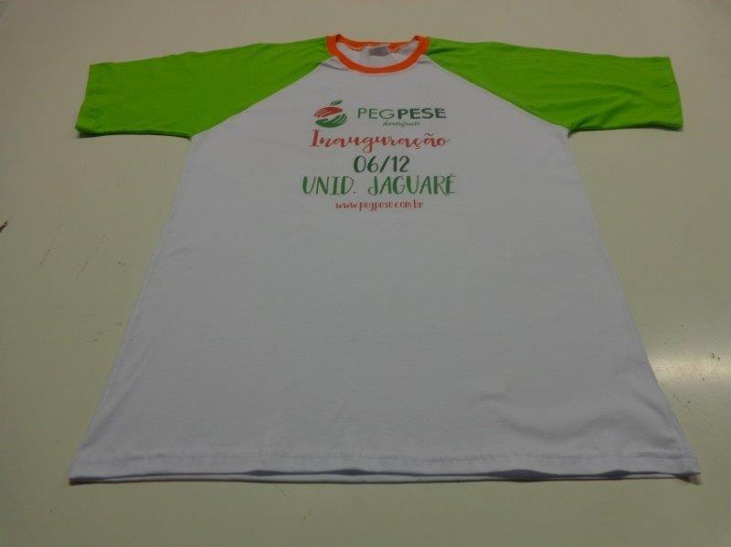 dd6602335 Confecção de camisetas promocionais  Confecção de camisetas promocionais ...