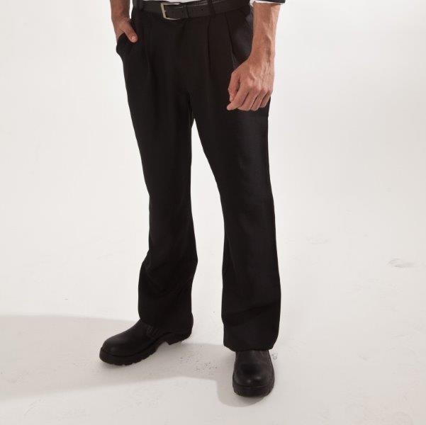 Calças de uniforme social