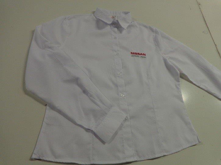 Camisa social uniforme sp