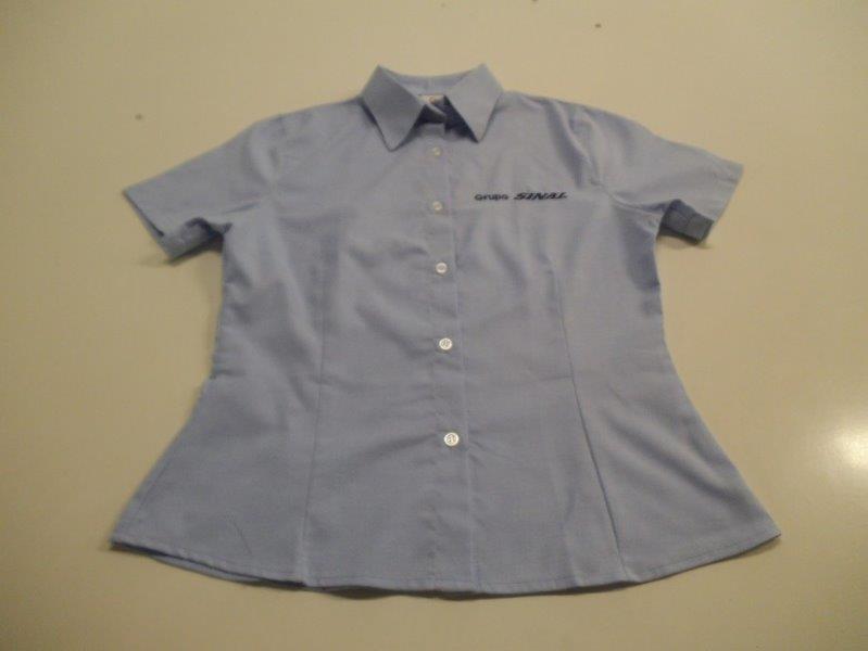 Camisas sociais femininas uniformes